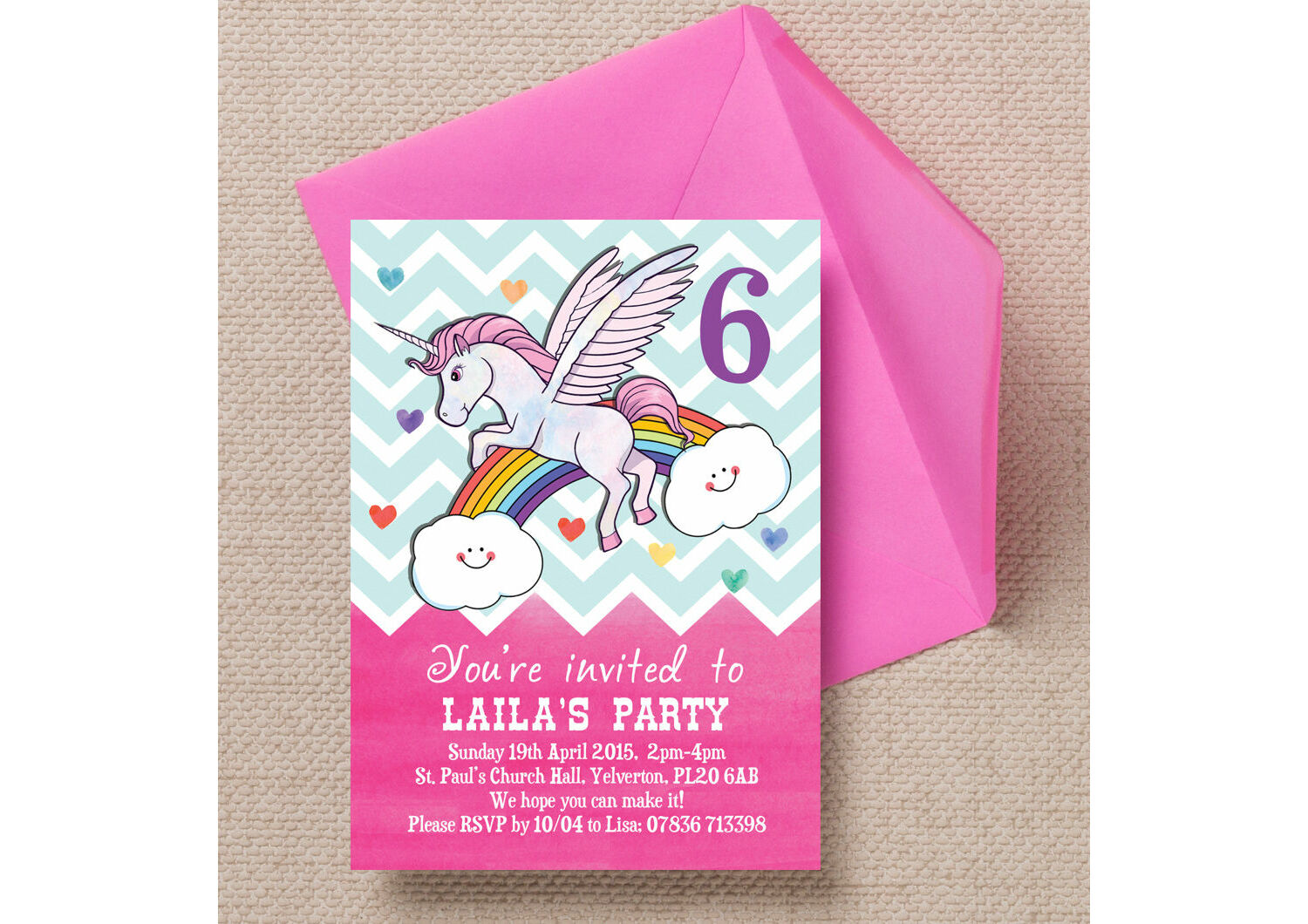 Surprise Birthday Party Invitations - Page 2 - Happy
