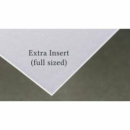 Extra Insert (Full Size)