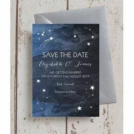 Midnight Stars Save the Date