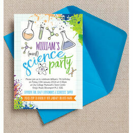 kids birthday invitations theme age party invites