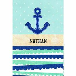 Nautical Name Cards - Set of 9