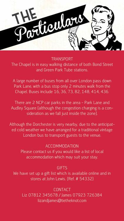 Retro cherry rockabilly guest information card from 075 each retro cherry rockabilly guest information card stopboris Choice Image