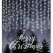 Forest Fairy Lights Personalised Christmas Card additional 2