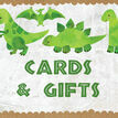 Dinosaur Party Sign / Poster additional 3
