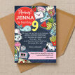 School's Out' Teen / Tween Birthday Party Invitation additional 4