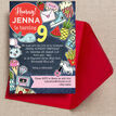 School's Out' Teen / Tween Birthday Party Invitation additional 2