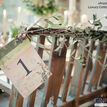 Wild Garden Table Number additional 3