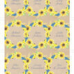 Rustic Sunflower Place Cards - Set of 9 additional 2