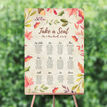 Autumn Leaves Wedding Seating Plan additional 1