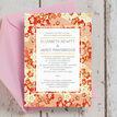 Origami Floral Wedding Invitation additional 5