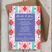 Summer Festival Wedding Invitation additional 4