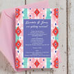 Summer Festival Wedding Invitation additional 5