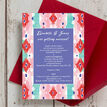 Summer Festival Wedding Invitation additional 6