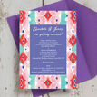 Summer Festival Wedding Invitation additional 3