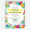 Floral Fiesta Wedding Invitation additional 1