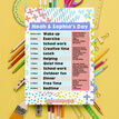 Art Design Daily Kids' Planner additional 4