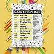 Stars Design Daily Kids' Activity Planner additional 3