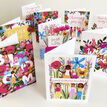 In Bloom Assorted Pack Of 10 Greetings Cards additional 1