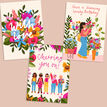 In Bloom Assorted Pack Of 10 Greetings Cards additional 3
