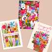 In Bloom Assorted Pack Of 10 Greetings Cards additional 5