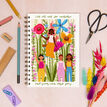 In Bloom Floral Women Stationery Gift Set additional 3
