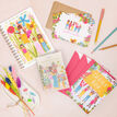 In Bloom Floral Women Stationery Gift Set additional 1