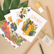 10 Empowering Wild Women Note Cards With Envelopes additional 3