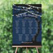 Enchanted Fairy Lights Wedding Seating Plan additional 1