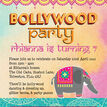 Bollywood Children's Party Invitation additional 4