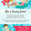 Swimming Pool Party Invitation additional 4