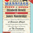 Circus Extravaganza Wedding Invitation additional 2