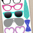 Full Set of Printable Photo Booth Props additional 3