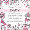 Fairy Princess Party Invitation additional 4