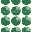 Romantic Lace Stickers - Sheet of 12 additional 10