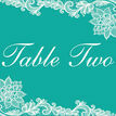 Romantic Lace Table Name additional 10