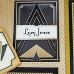 Art Deco Place Cards - Set of 9 additional 3