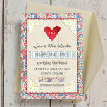 Country Textiles Save the Date additional 3