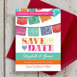 Mexican Fiesta Save the Date additional 1