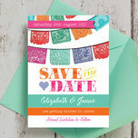Mexican Fiesta Save the Date additional 2