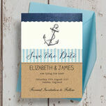 Nautical Knot Save the Date additional 1