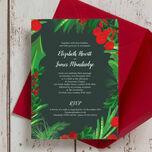 Winter Berries Wedding Invitation additional 1