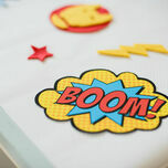 Printable Superhero Photo Booth Props additional 8