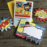 Printable Superhero Photo Booth Props additional 12