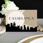 Vintage Hollywood Table Name additional 2