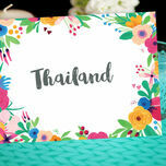 Floral Fiesta Table Name additional 3
