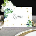 Olive Wreath Table Name additional 2