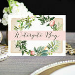 Flora Wreath Table Name additional 2