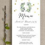 Olive Wreath Menu additional 3