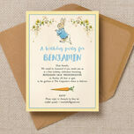 Beatrix Potter Peter Rabbit Party Invitation additional 2