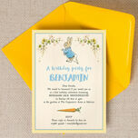 Beatrix Potter Peter Rabbit Party Invitation additional 3